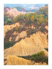 Chaoshan Moonworld (jos.pannekoek) Tags: tainan taiwan erliao sunset asia landscape 70200f4 moonworld mud modder bamboo