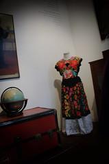 Una de las magnificas ropas de Frida (ilana.greendel) Tags: frida kahlo mexico ropas