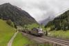 ES 64 U2-029 TXLOGISTIK St. Jodok am Brenner (Hans Wiskerke) Tags: stafflach tirol oostenrijk at