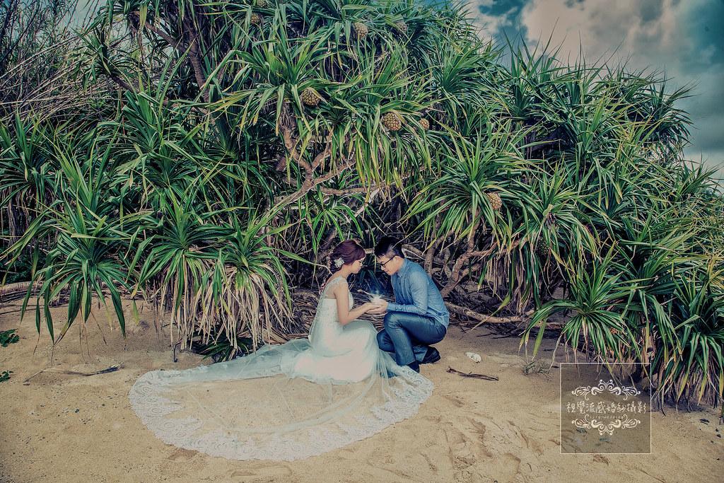 沖繩婚紗,海外婚紗,日本,本部港,攝影