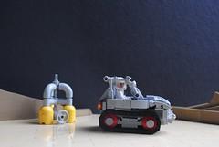 Febrovery Midi-Trax ATV-3 (Brizzasbricks) Tags: febrovery classic space lego lunar tanscape