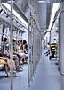 inside metro (poludziber1) Tags: city colorful cityscape colorfull china street summer shenzhen subway metro travel urban people