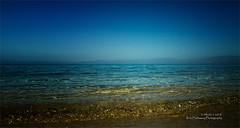 Clear water (rhfo2o - rick hathaway photography) Tags: rhfo2o canon canoneos7d thassossentidoimperialhotel thassos greece sea seaside waves horizon sand mountains sky holiday travel