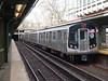 201803017 New York City subway station 'Prospect Park' (taigatrommelchen) Tags: 20180309 usa ny newyork newyorkcity nyc brooklyn icon urban city railway railroad mass transit subway station train mta r160b