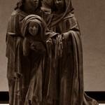 4 -  Musée du Louvre - L'Evanouissement de la Vierge; Vers 1430-1440, Albâtre thumbnail