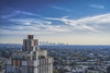 LA from West Hollywood (Randal Smith) Tags: affinity a7rii california sony westhollywood losangeles hdr fe50mmf18 clouds palmtrees