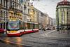 Calles de Praga (A.Coleto) Tags: praga prague republica checa tranvia vias centro color nublado canon city ciudad center
