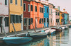 Burano (V Photography and Art) Tags: houses colourful colour burano canal venice italy walls doors sea