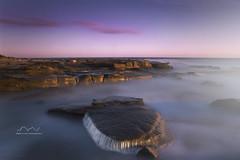 Point Cartwright Double Exposure (Tibro & Co) Tags: pointcartwright sunshinecoast crocodilerock sunrise leefilters australia canon waterfallrocks