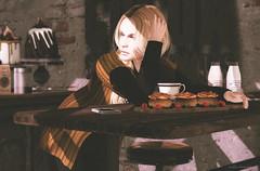 sunbeams & cream (Callie Hamelin) Tags: bellequipe ss shinyshabby aphorism kustom9 kunst applefall drd ksposes lelutka ysys