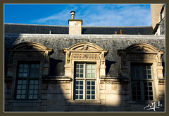 Hôtel de Sully - Paris IV (christian_lemale) Tags: hôtel sully paris iv xviième siècle france nikon d7100 architecture