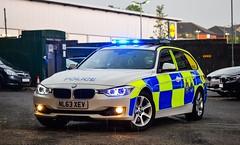 NL63XEV (firepicx) Tags: nl63xev cleveland durham specialist operations unit sou blue lights sirens bmw car british