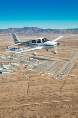Overnight Parking - Kingman Airport, AZ  USA (Baron von Speed) Tags: arizona c2a cirrus formationclinic kigm kingman ©baronvonspeed2018 unitedstates us 3i9a0652edit sr22 boneyard