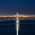 Super Blue Blood Moon over the City by the Bay thumbnail