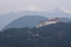 After Snowing, Taipei (milton sun) Tags: snowmountain datun 大屯山 elniño tianmu 天母 taipeicity taiwan landscape outdoor architecture building mountain
