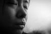 . (SinoLaZZeR) Tags: 黑白 人 人物 people blackwhite bw blackandwhite fujifilm fuji finepix xpro2 portrait porträit candid monochrome xf