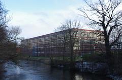 Kristinedals träningscenter (rotabaga) Tags: sverige sweden göteborg gothenburg pentax k5 gamlestaden