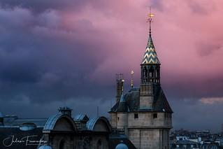 Tour de l'Horloge , La Conciergerie, Paris