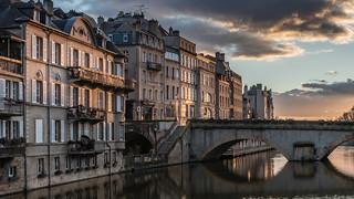Le pont des morts Metz