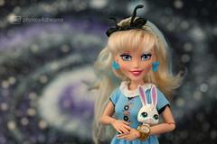 alice ! (photos4dreams) Tags: barbie mattel doll toy photos4dreams p4d photos4dreamz barbies girl play fashion outfit kleider mode puppenstube aliceinwonderland aliceimwunderland fairytale märchen whiterabbit ally descendants dolls disney