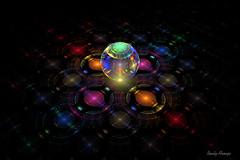 julia3ddccarpetbublle1 copy (raulyaraujo art) Tags: fractal fractais digital art arte computer apophisys visualart