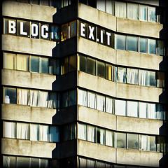 BLOCK BREX.IT? (Jason 87030) Tags: block tower arlingtonhouse monster concrete flats windows brexit breakfast margate kent thanet uk england accomodation politics europe english government shot square