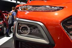 2019 Hyundai Kona (Matthew P.L. Stevens) Tags: 2018 canadian international auto show toronto car 2019 hyundai kona headlight