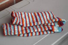 IMG_4379 (gis_00) Tags: knitting 2018 socks hand knitted handmade