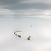 Bote abandonado (Txeny4) Tags: barca bote abandonada delta del ebro san carles de la rapita minimalismo cielo calma canon largaexposicion txeny4 nd nisi inverso degradado 80d