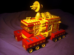 FebRovery 2018 - Rover #84 (Crimso Giger) Tags: lego moc febrovery 2018 vehicle rover space