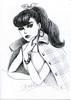 Nostalgic (duckhoa_le) Tags: poppy parker fashion royalty coney island audrey hepburn vintage mod 50s 1950s 1960s 60s plaid girl woman portrait drawing sketch art integrity toys w club oh la fair young sophisticate swinging london
