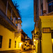 Blue Hour, Cartagena Colombia