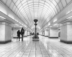 The Cathedral (henny vogelaar) Tags: london gantshill station underground