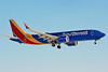 Southwest 737 MAX 8 landing Cleveland (chrisjake1) Tags: cle kcle cleveland hopkins southwest n8714q 737 max8 738 737max8 boeing