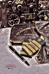 Aviation Still life (albertomazzei1) Tags: vintage cockpit aereomobile planning navigazione carte strumenti albertomazzei