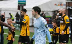 Cray Wanderers 1 Lewes 2 20 01 2018-14.jpg (jamesboyes) Tags: lewes cray bromley football bostik isthmian fa soccer action goal game celebrate celebration sport athlete footballer canon dslr