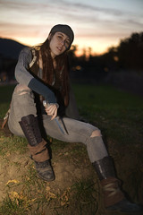 Emori The 100 CW cosplay (DrosselTira) Tags: emori emory the100 100 hundred cento cosplay cosplayer luisa doliveira frikdreina mutant memory memori john murphy desert kom sand crew sandkru freak freakelda frikelda tv series show second third fourth season 2 3 4 cw