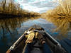 my happy place (*amalthea*) Tags: kayaking floating reflections river tennessee