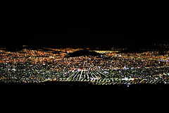 Mexico galaxia (woolgarphilippe) Tags: sky night noche cielo mexico city ciudad avion plane lights luz lumières airplane vuelo vol flight landing atterir atterissage