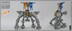 "APE 01 ""Paladin"" - Prototype"