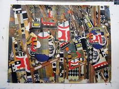 #GrandPublic/Atelier adultes/ Art du collage/ Sylvie Caty (esamCaenCherbourg) Tags: grandpubliccaen esamcaencherbourg atelieradultes 20172018 collage sylviecaty esamscdessinartplastique