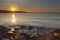 Sunset at Ølberg (Svein K. Bertheussen) Tags: ølberg solnedgang sunset sea hav sjø ocean northsea nordsjøen tang kelp rogaland norge norway