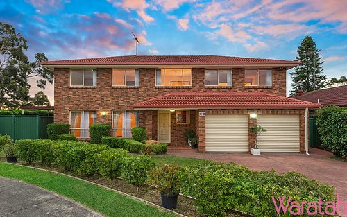8 Vallen Pl, Quakers Hill NSW 2763
