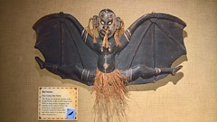 New York City (heytampa) Tags: newyorkcity newyork ripleys believeitornot odditorium museum bat new guinea newguinea battotem