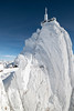 Aiguille du Midi after Eleanor (Jean-Philippe Azaïs) Tags: aiguilledumidi eleanor givre plastered spectaculaire vallee chamonix alps tourisme summit pic snow ice white