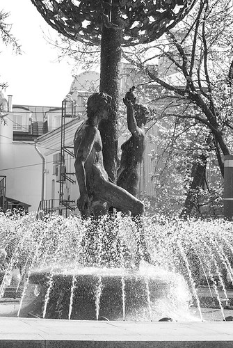 Fountain ©  Andrey