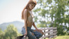 Sammy Jo II (pyrospawn) Tags: summer sammijo redhead sonya7iiglamourzeissbatis85mmf18 naturallight