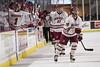Hockey v Lowell -14 (dailycollegian) Tags: carolineoconnor umass amherst mullins center press conference umasslowell lowell shutout win matt murray niko hildenbrand coach carvel