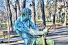 "The sculpture  ""Struggle"" at Kalemegdan, the most famous park in Belgrade, Serbia. (M Malinov) Tags: belgrade beograd serbian serbia struggle sculpture art europe balkans balkan kalemegdan park парк сърбия европа белград београд београду столица capital city град fountain"