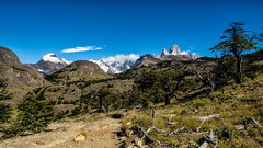 On the way to Cerro Torre (PeterLademann https://ladpeter.wordpress.com) Tags: elchalten santacruz argentinien ar patagonia gh2 argentina fitzroy cerrotorre